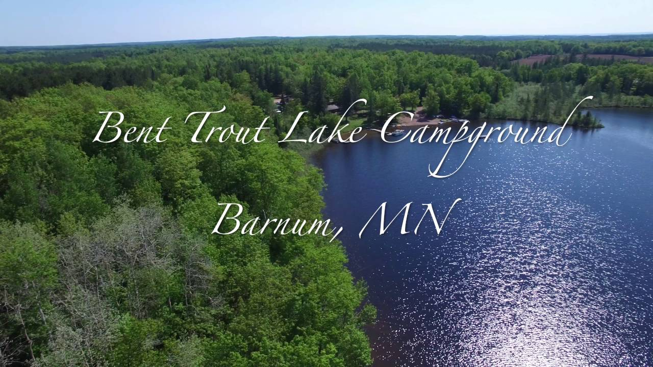 Bent Trout Lake Campground May 2016 Youtube