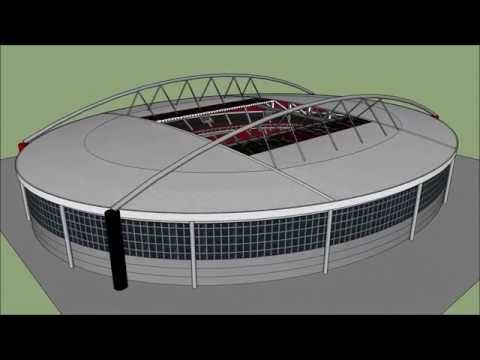 Projeto de Reformulação do Estádio do Morumbi (Sugestão)