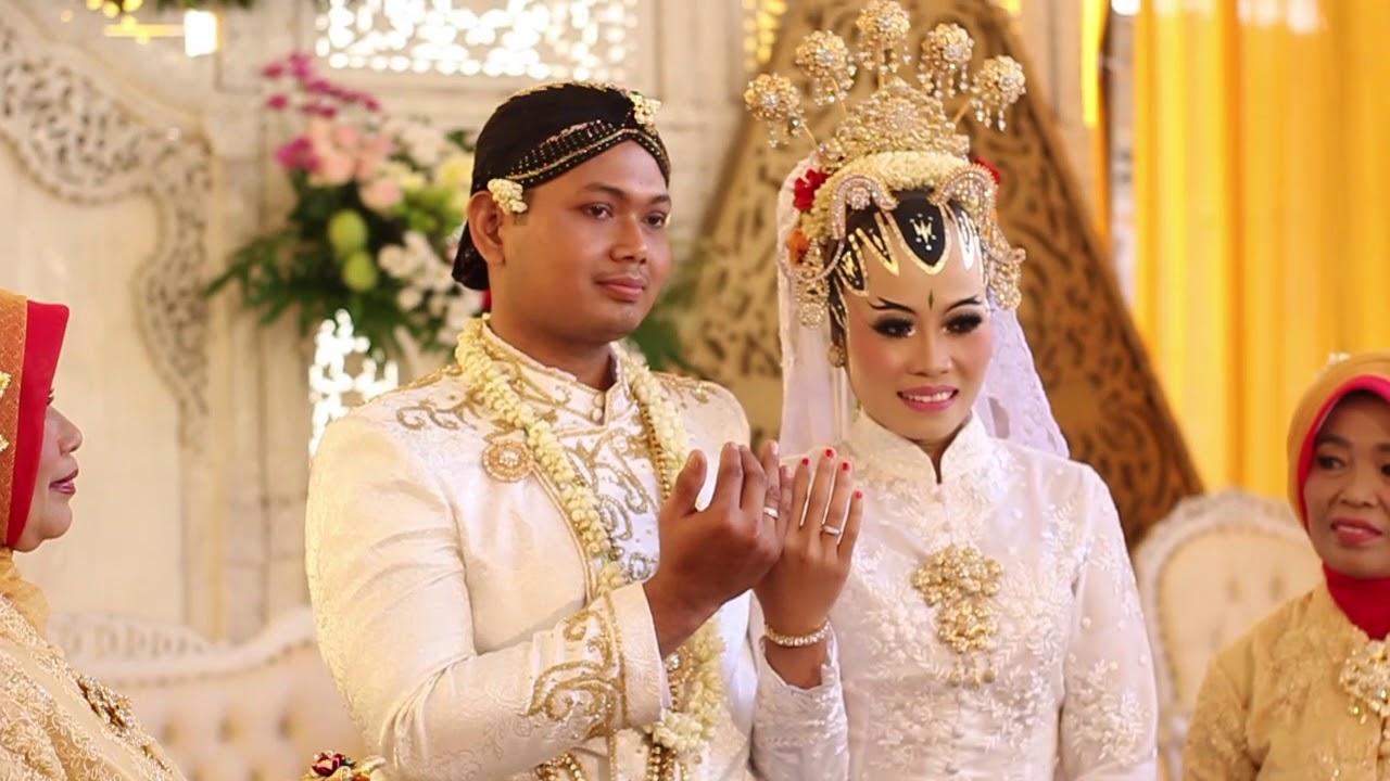 Video Clip Pernikahan Muslim Pengantin Tradisional Adat Jawa Asni+Deni Jogja