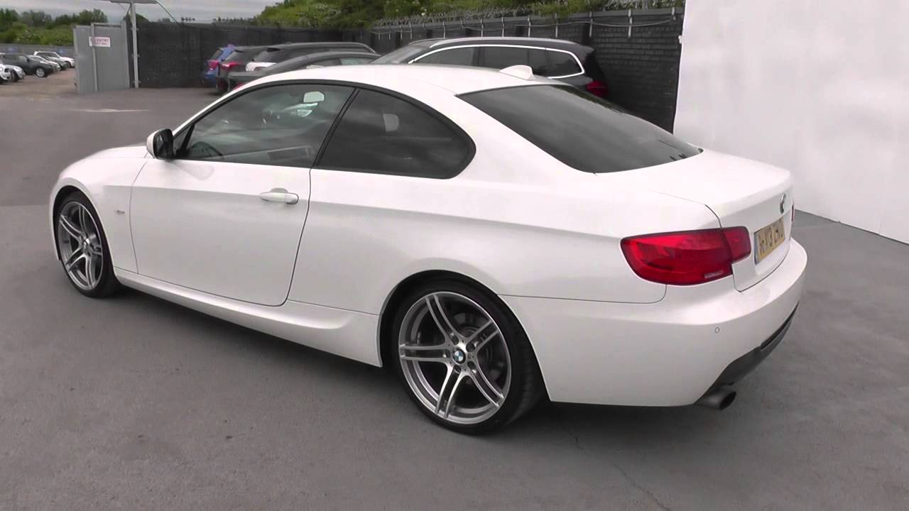 bmw 3 series coupe e92 318i m sport n43 2 0 zc49 u14098 youtube. Black Bedroom Furniture Sets. Home Design Ideas