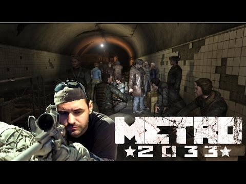 Metro 2033 Redux #2   Vamos a Riga y nos encontramos con una sorpresa!