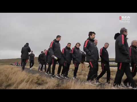 Portugal walking in the Faroe Islands
