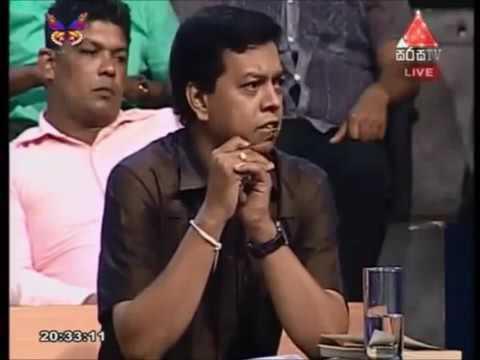 Sajith Premadasa On Sirasa Television Satana Plan Complete & Sangayana 01 Part1