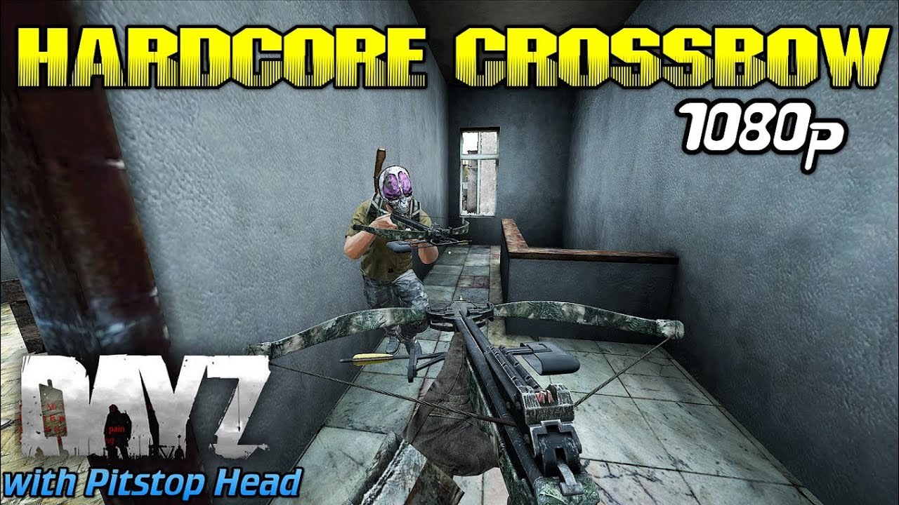 Download Hardcore Crossbow Action DayZ Standalone in 1080p