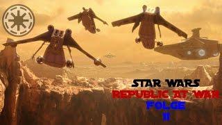 """Let´s Play Star Wars Republic At War [Republik] Folge 11 """"taktisches"""" Vorgehen"""