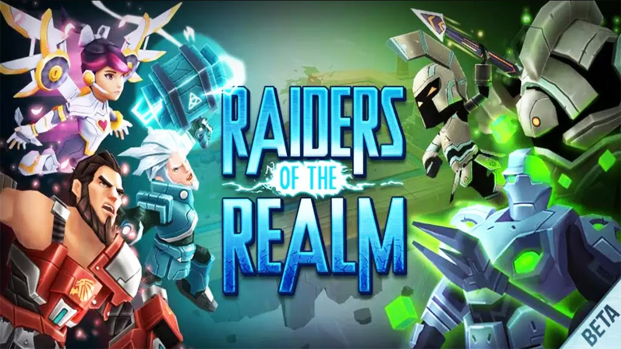 Realm Of Raiders Game