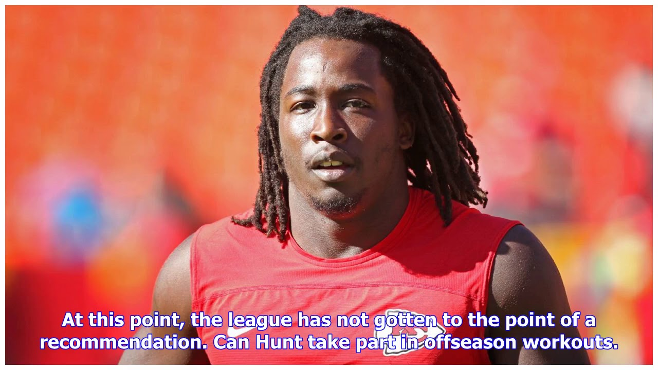 Kareem Hunt to Browns: How he fits, status with NFL and more