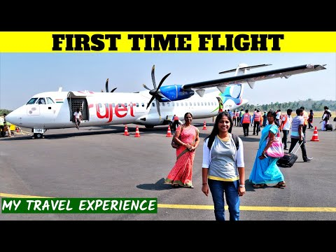First Time Flight Journey Tips in Tamil | Salem to Chennai Airport (Experience)