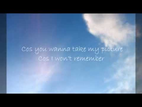 Filter - Take a Picture - Lyrics