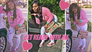 Get Ready With Me FT. UNICE HAIR
