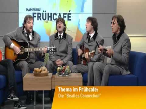 THE BEATLES Connection - Nowhere Man (Hamburg 1 TV: Frühcafe)