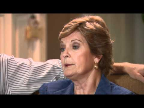 Pat Summitt and son Tyler comment on illness and what