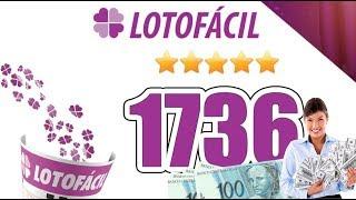 LotoFacil 1736