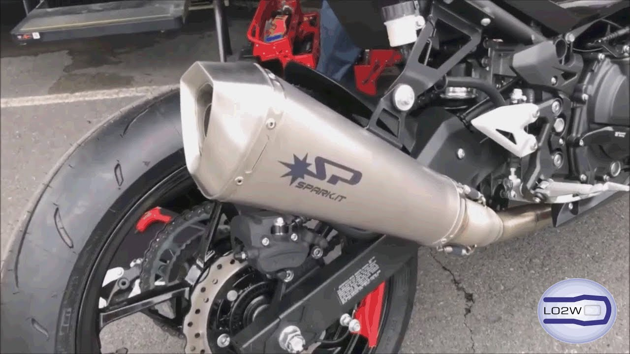 2018 Kawasaki Ninja 400 Ultimate Exhaust Sound Compilation Youtube