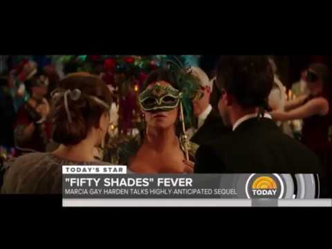 Fifty Shades Darker - Today Show Clip