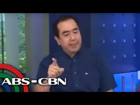 Headstart: Emotional Comelec chief talks about the effects of the corruption issue on his children
