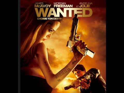 Angelina Jolie - Choisis Ton Destin ( Wanted )