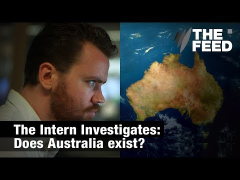 The Intern Investigates: Does Australia exist?