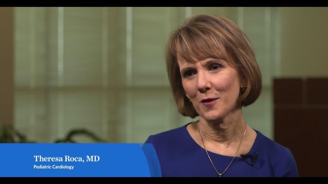Meet Theresa Roca, MD, Pediatric Cardiology | Ascension Florida #cardiology
