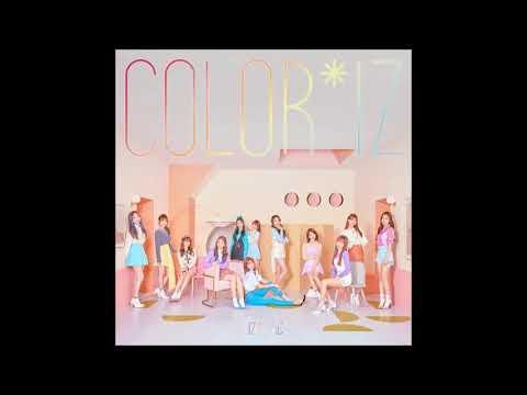 IZONE (아이즈원) - Memory (비밀의 시간) [MP3 Audio] [COLOR*IZ]