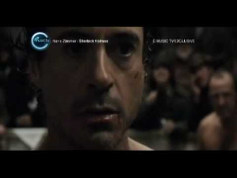 Sherlock Holmes Exclusive Interview with Hans Zimmer from C Music TV (HD) 2010 Oscar Nominated