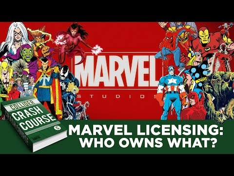 understanding-marvel-character-licensing:-who-owns-what?---collider-crash-course