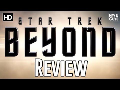 Star Trek Beyond Movie Review (2016)