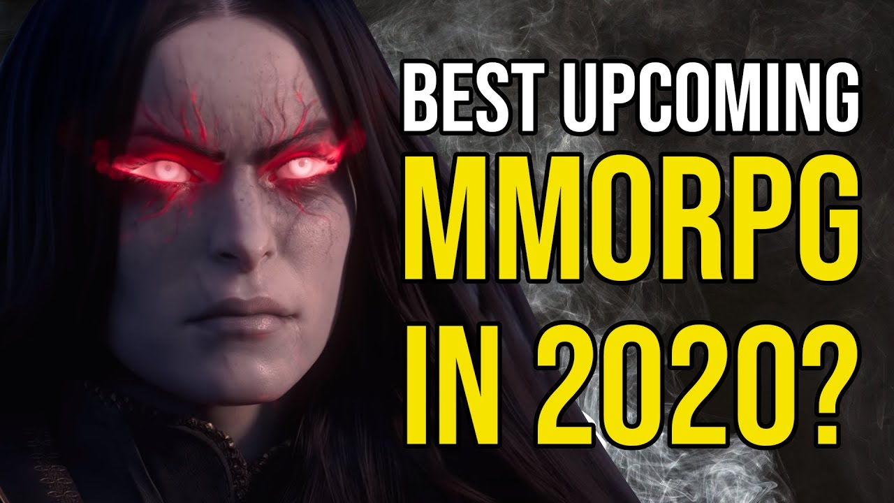Gw2 Best Solo Class 2021 The Best Upcoming MMORPG coming in 2020?   New World   YouTube