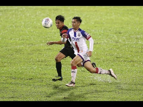2018 Singapore Premier League: Brunei DPMM FC 2-1 Warriors FC