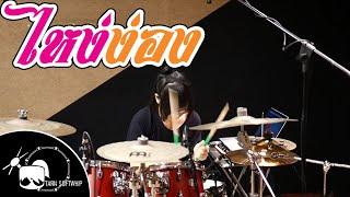 ไหง่ง่อง - ตั๊กแตน ชลดา Drum Cover By Tarn Softwhip