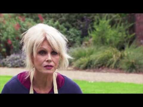 Joanna Lumley, stopper  The Great Comic Relief Bake Off