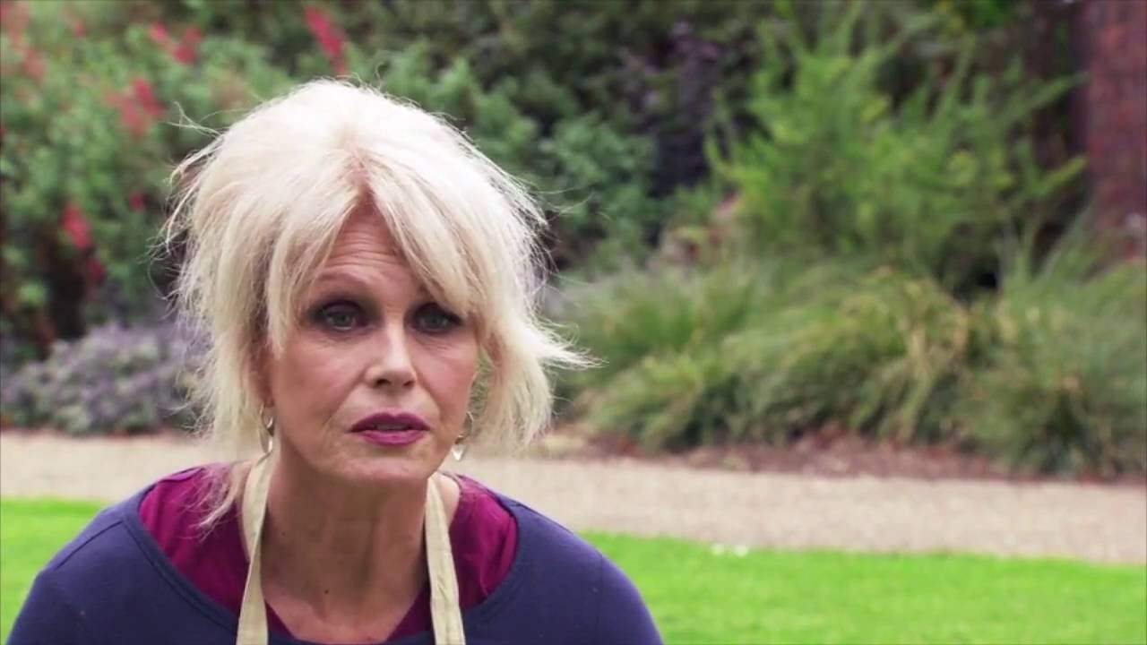 Joanna Lumley Land Northern Lights