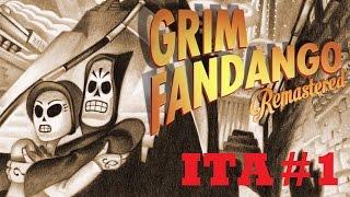 Grim Fandango Remastered - Walkthrough ITA #1
