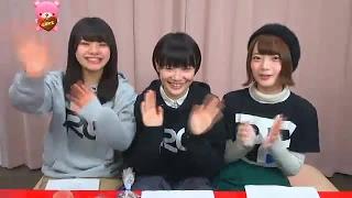 出演:Party Rockets GT HARUKA、FUMIKA、HIMEKA.