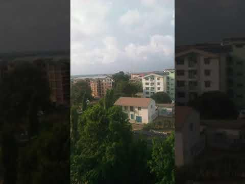 The serene environment of Accra Technical University