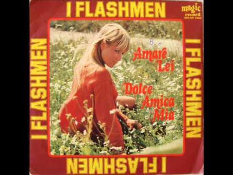 I FLASHMEN         DOLCE AMICA MIA        1975