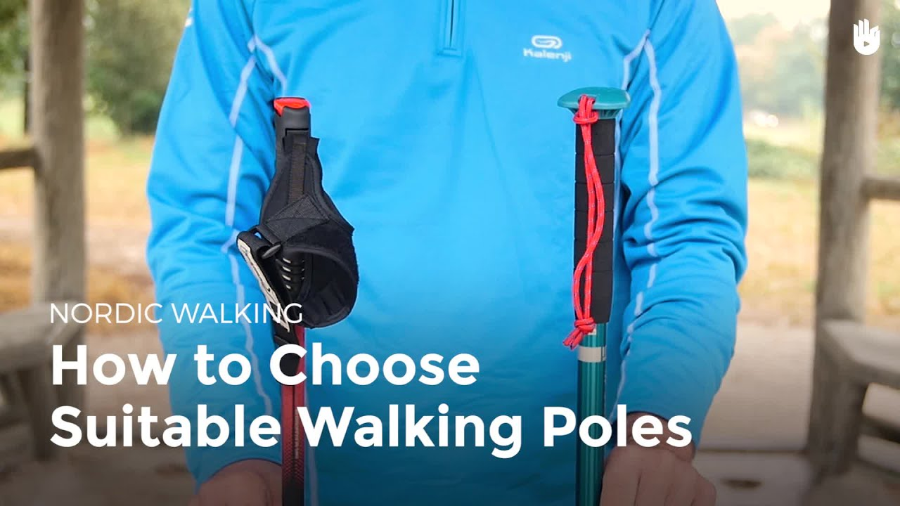 c1484111b02 How to Choose Suitable Walking Poles