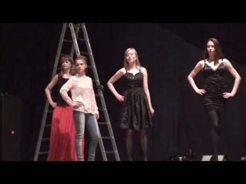 Репетиция Красы комбината