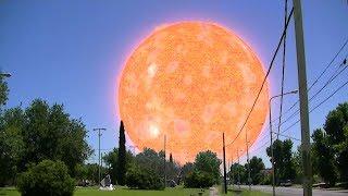 Cómo se verían algunas estrellas si estuvieran en lugar del Sol thumbnail