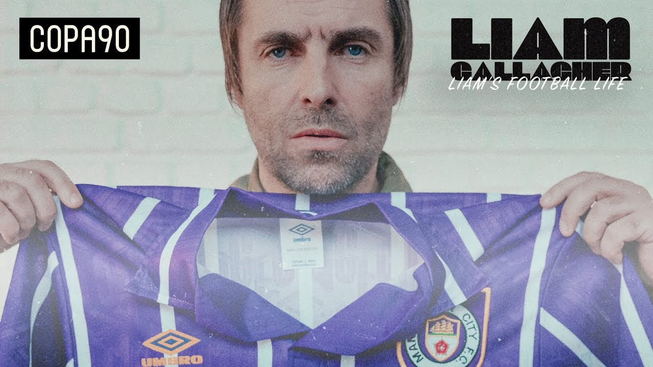 Download United Ruined My Life In The 90s | Liam Gallagher's Football Life