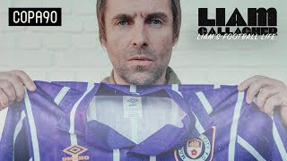 United Ruined My Life In The 90s | Liam Gallagher's Football Life