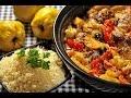 Вкусная арифметика 3 курица по мароккански с пряным кускусом
