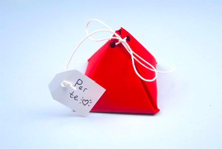 Conosciuto Come realizzare un originale pacchetto regalo con un cartoncino  MH44