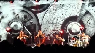 APOCALYPTICA- HARMAGEDDON LIVE 2015