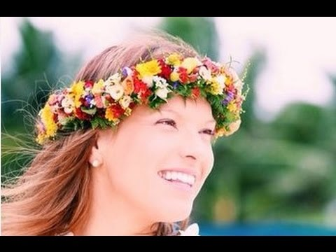 Hawaiian Wedding Haku Lei