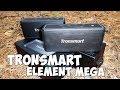 Портативная мини колонка mp3 с флешкой и Bluetooth Tronsmart Element Mega