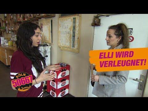 Köln 50667 - Elli wird verleugnet #1362 - RTL II