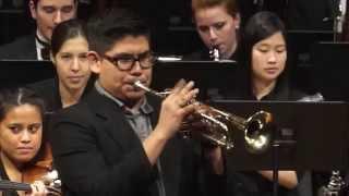 Boston Philharmonic Youth Orchestra: Hummel - Trumpet Concerto (feat. Elmer Churampi, trumpet)