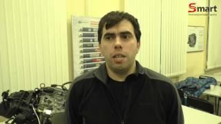 Отзыв выпускника курсов обучения SMART - глава технического департамента MOTUL Лаушкин Андрей