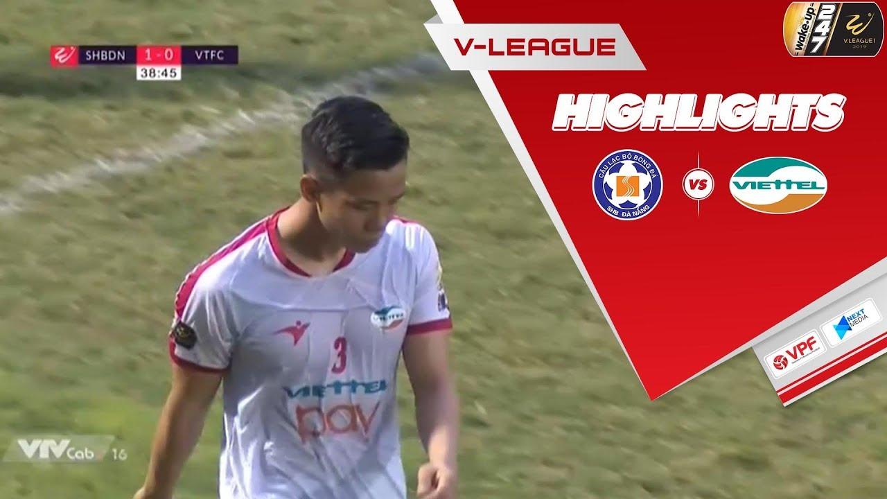 Video: SHB Đà Nẵng vs Viettel